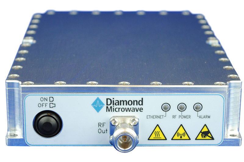 Diamond Microwave 400W X-Band SSPA